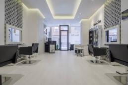 Reforma en peluquería de León